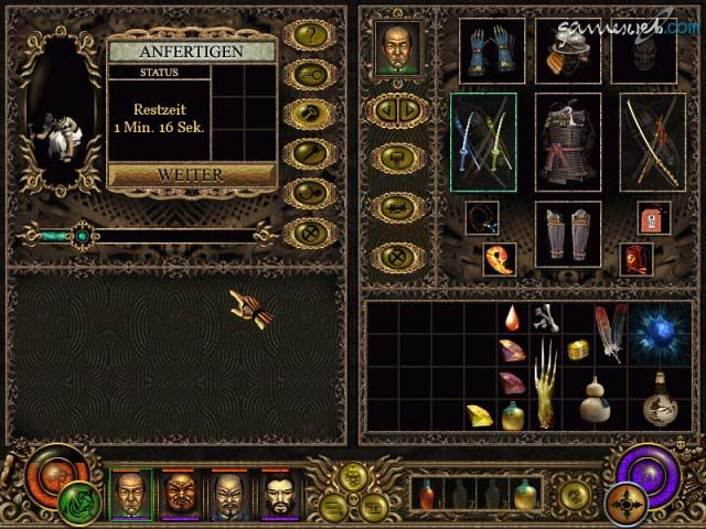 Throne of Darkness - Screenshots - Bild 2