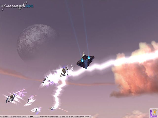 Star Wars Jedi Starfighter  Archiv - Screenshots - Bild 40