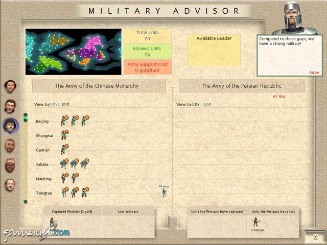 Civilization III - Screenshots - Bild 8