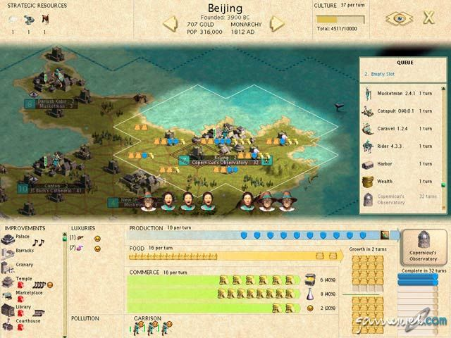 Civilization III - Screenshots - Bild 3