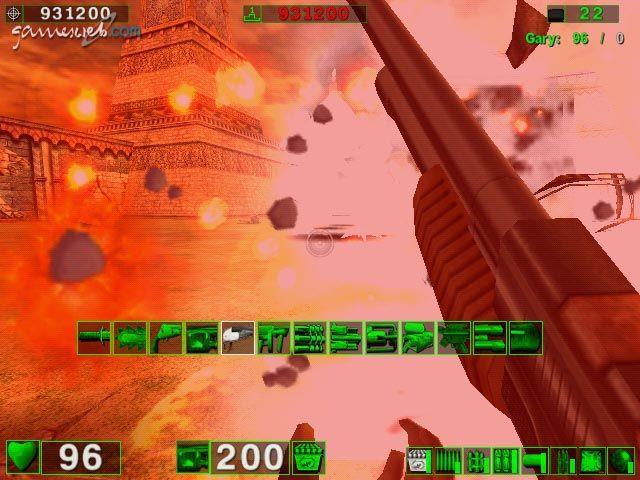 Serious Sam: The Second Encounter  Archiv - Screenshots - Bild 7