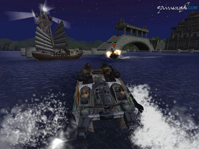 Blood Wake  Archiv - Screenshots - Bild 4