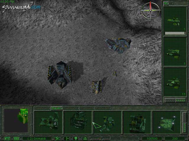 Earth 2150: Lost Souls - Screenshots - Bild 16