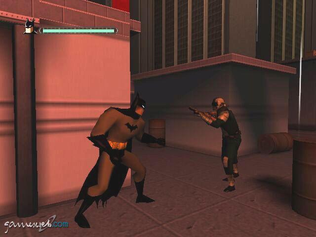 Batman Vengeance   Archiv - Screenshots - Bild 7