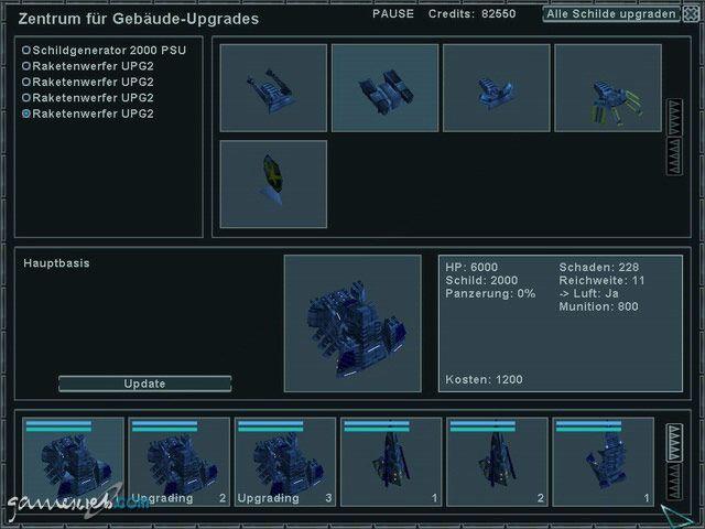 Earth 2150: Lost Souls - Screenshots - Bild 8