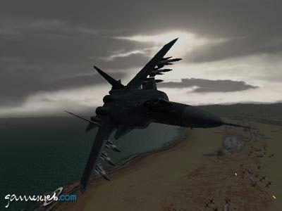 AirForce Delta Storm  Archiv - Screenshots - Bild 12