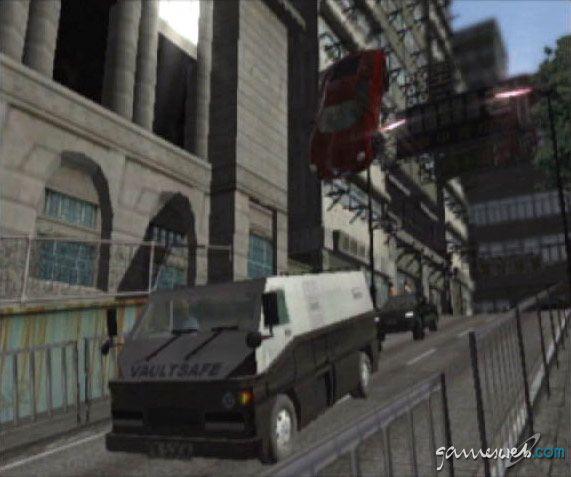 Wreckless  Archiv - Screenshots - Bild 10