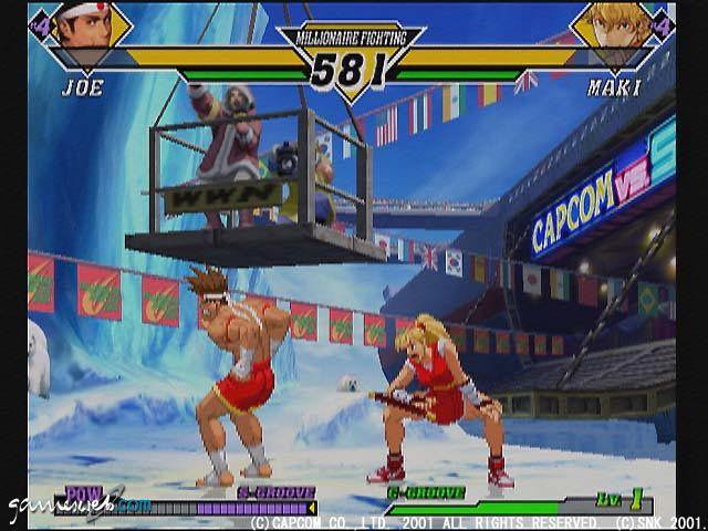 Capcom Vs. SNK 2  Archiv - Screenshots - Bild 13