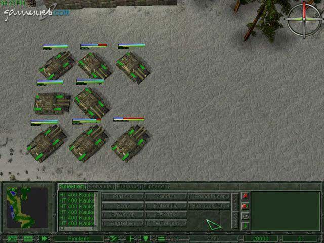 Earth 2150: Lost Souls - Screenshots - Bild 5