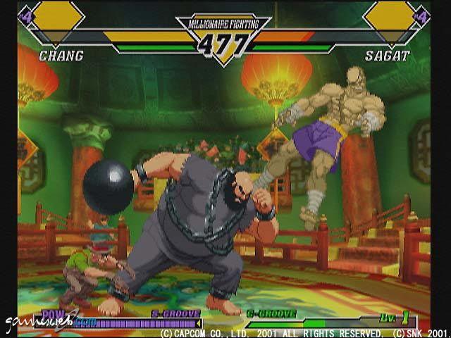 Capcom Vs. SNK 2  Archiv - Screenshots - Bild 7