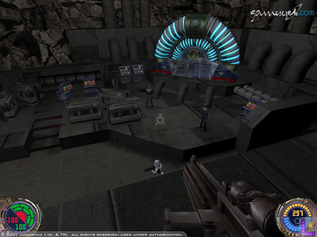 Star Wars: Jedi Knight II: Jedi Outcast. Перейти к просмотру случайной иг