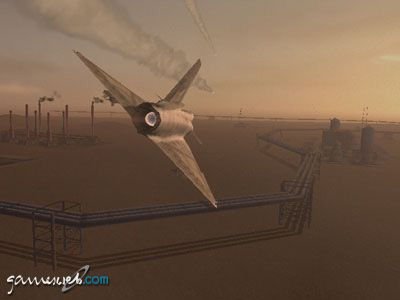 AirForce Delta Storm  Archiv - Screenshots - Bild 7