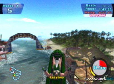 Splashdown - Screenshots - Bild 4
