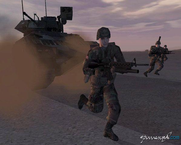 Operation Flashpoint  Archiv - Screenshots - Bild 5