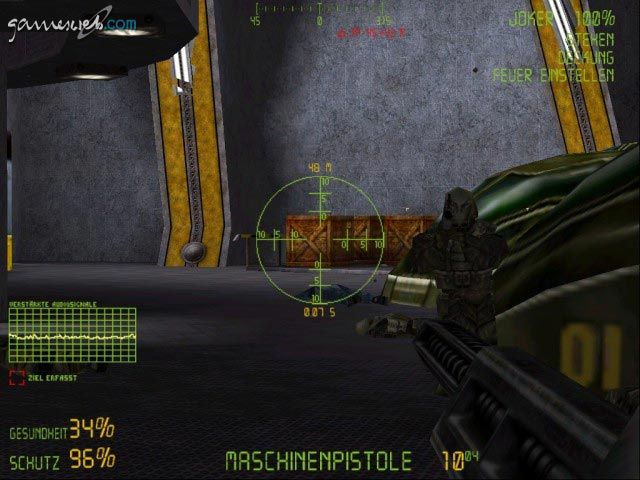 Codename: Outbreak - Screenshots - Bild 15