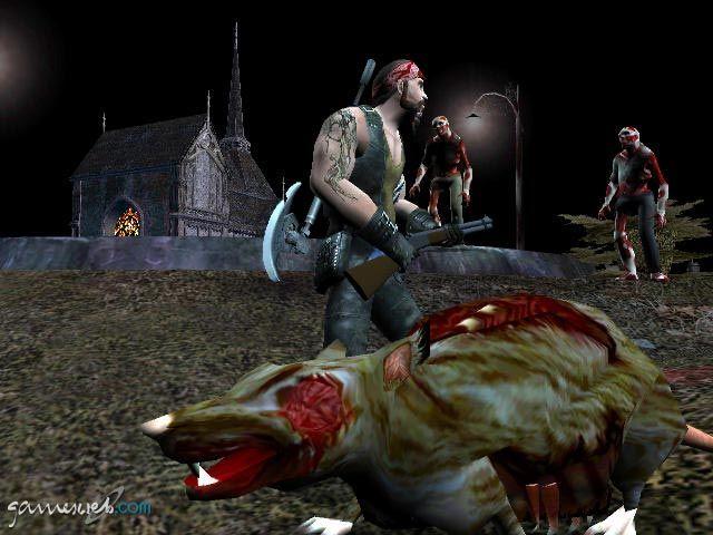 Hunter: The Reckoning  Archiv - Screenshots - Bild 74