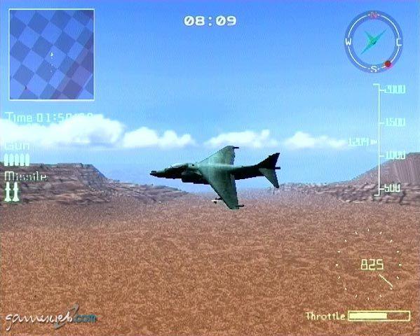 Iron Aces 2: Birds of Prey  Archiv - Screenshots - Bild 5