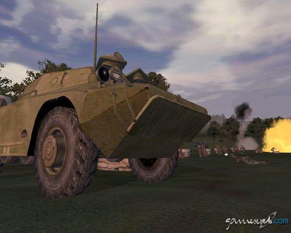 Operation Flashpoint  Archiv - Screenshots - Bild 7