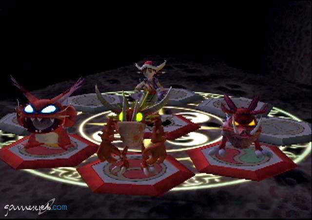 Jade Cocoon 2  Archiv - Screenshots - Bild 9