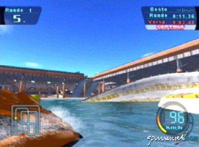Splashdown - Screenshots - Bild 15