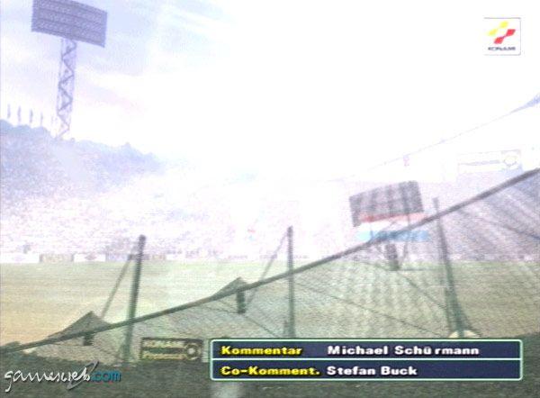 Pro Evolution Soccer - Screenshots - Bild 5