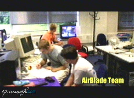 Airblade - Screenshots - Bild 13