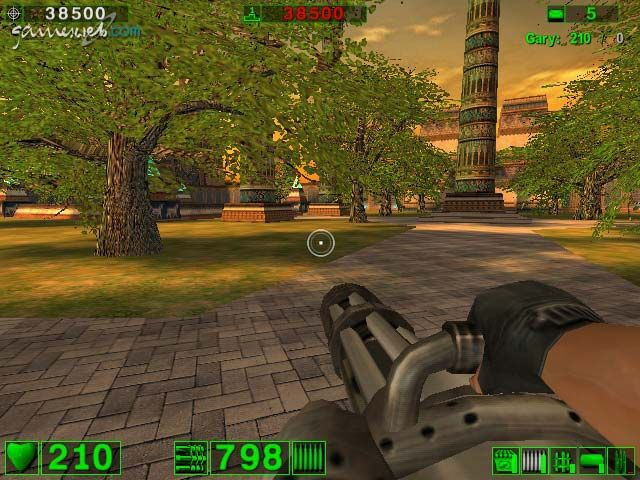 Serious Sam: The Second Encounter  Archiv - Screenshots - Bild 23