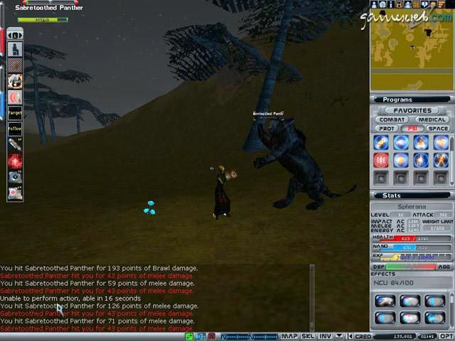 Anarchy Online - Screenshots - Bild 11
