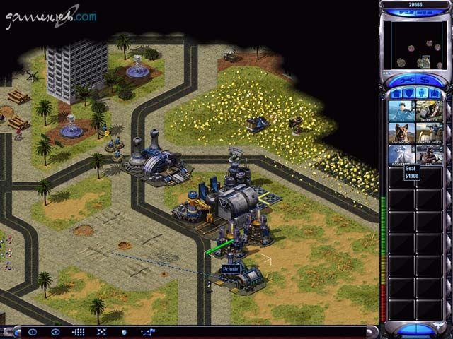 Command & Conquer: Alarmstufe Rot 2 - Yuris Rache - Screenshots - Bild 12