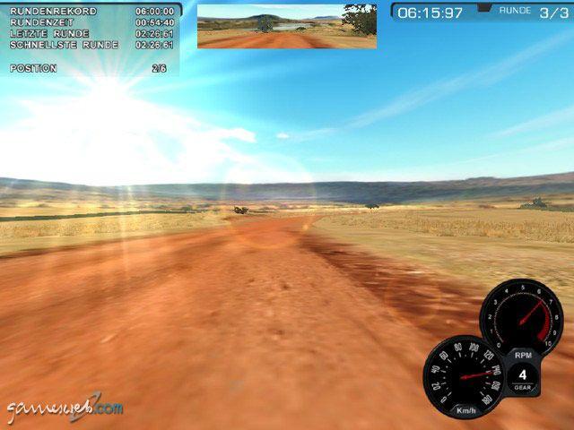 Rally Trophy - Screenshots - Bild 2