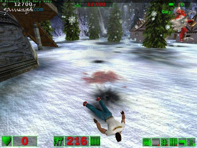 Serious Sam: The Second Encounter  Archiv - Screenshots - Bild 51