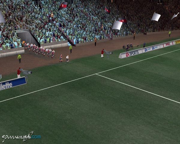 FIFA 2002 - Screenshots - Bild 13