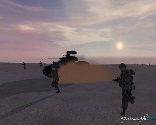 Operation Flashpoint  Archiv - Screenshots - Bild 6
