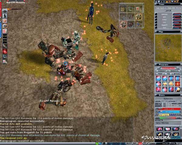 Anarchy Online - Screenshots - Bild 13