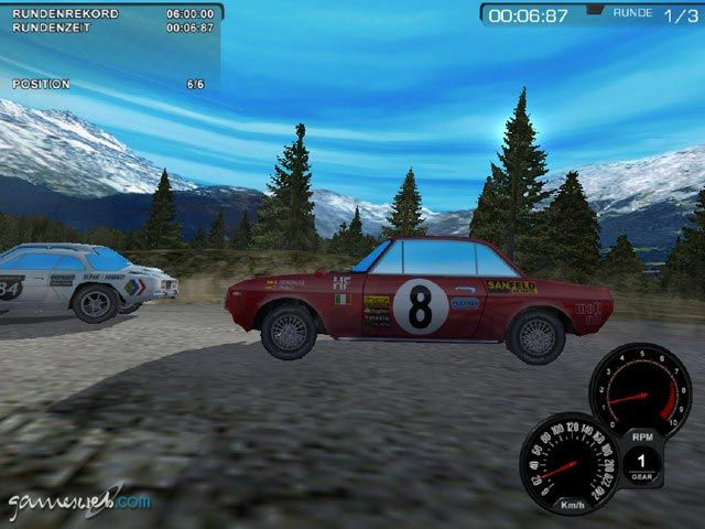 Rally Trophy - Screenshots - Bild 13