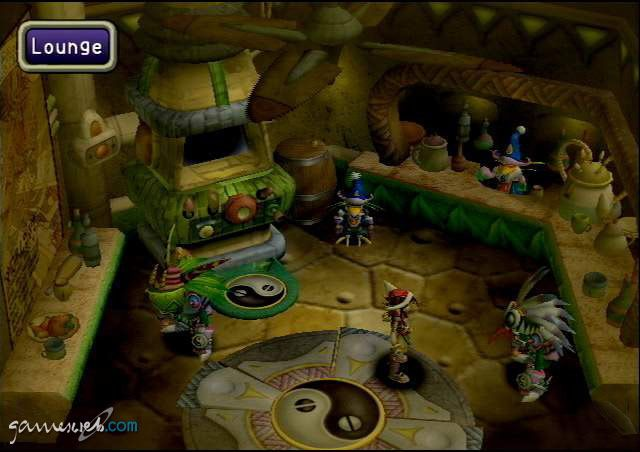 Jade Cocoon 2  Archiv - Screenshots - Bild 2