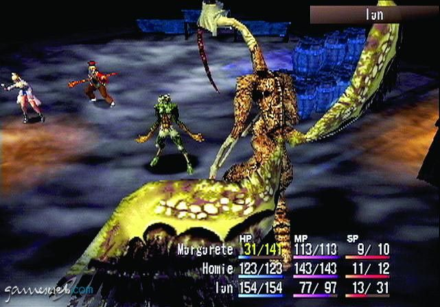Shadow Hearts  Archiv - Screenshots - Bild 19