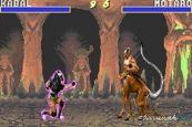 Mortal Kombat Advance  Archiv - Screenshots - Bild 3