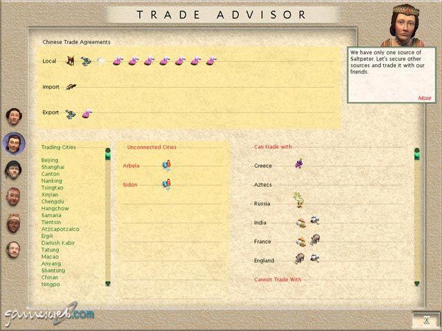 Civilization III - Screenshots - Bild 11