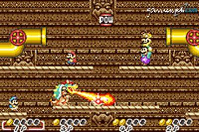 Super Mario Advance 2  Archiv - Screenshots - Bild 17