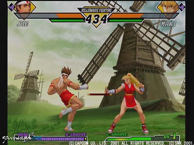 Capcom Vs. SNK 2  Archiv - Screenshots - Bild 8