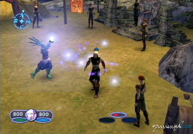 Legend of Alon d'Ar  Archiv - Screenshots - Bild 4