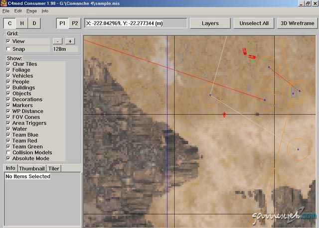 Comanche 4 - Screenshots - Bild 4