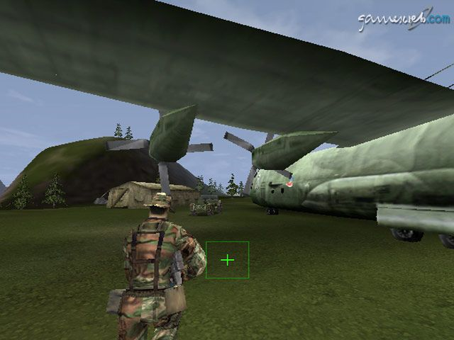 Delta Force  Archiv - Screenshots - Bild 2