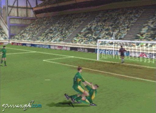 FIFA 2002 - Screenshots - Bild 10