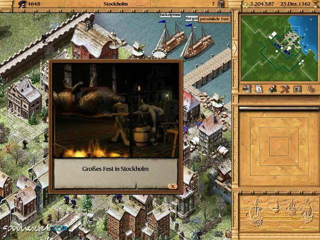 Patrizier II - Screenshots - Bild 14