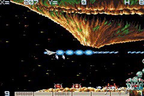 Gradius Advance - Screenshots - Bild 7