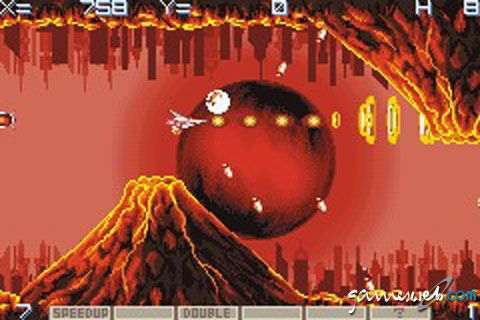 Gradius Advance - Screenshots - Bild 10