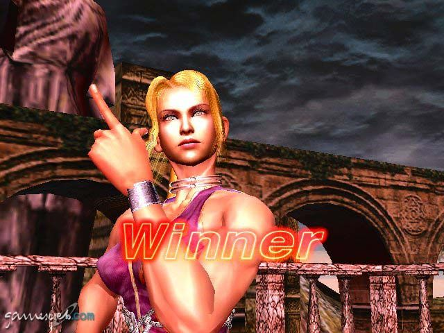 Virtua Fighter 4  Archiv - Screenshots - Bild 2