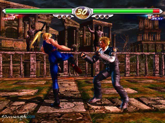 Virtua Fighter 4  Archiv - Screenshots - Bild 5